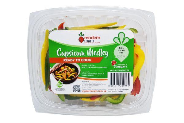 Capsicum Medley
