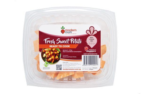 Fresh Cut Sweet Potato