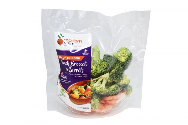 Fresh Broccoli & Carrots