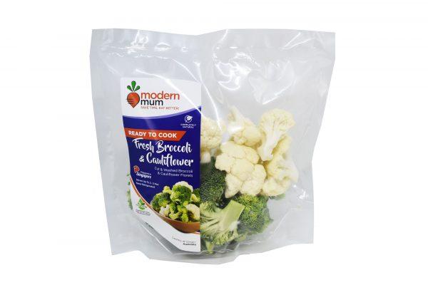 Fresh Broccoli & Cauliflower