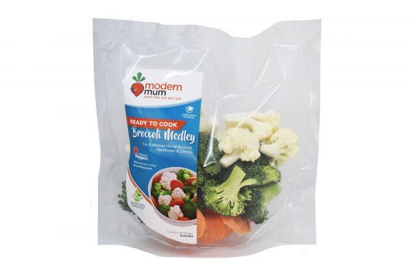 Fresh Broccoli Medley